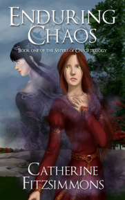 enduring chaos front cover